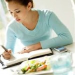 Keeping Daily Food Diary, Key To Healthy Diet Weight Loss